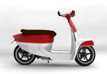 Edison Volta electric scooter